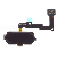Samsung Galaxy J3 Pro Fingerprint Sensor Flex Cable - Black